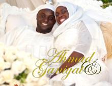 Ganiyat & Ahmad's Wedding