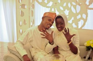 Seyi & Yemi Wedding